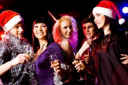 Celebrate Happy New Year