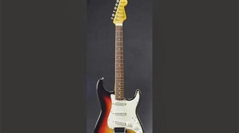 Κιθάρα του Bob Dylan πουλήθηκε σε τιμή-ρεκόρ Tromaktiko