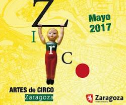 Artes de CIRCO, Zaragoza