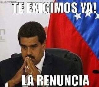 VENEZUELA LO EXIGE
