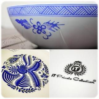 Salah satu keramik Iwan Tirta; Royal Phoenix