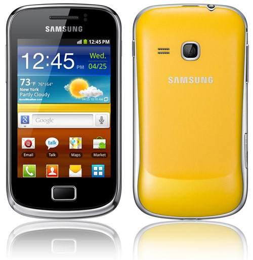 Merubah Galaxy Mini 2 S6500 Menjadi Jelly Bean
