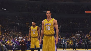 nba 2k14 next gen graphics scoreboard on pc mod