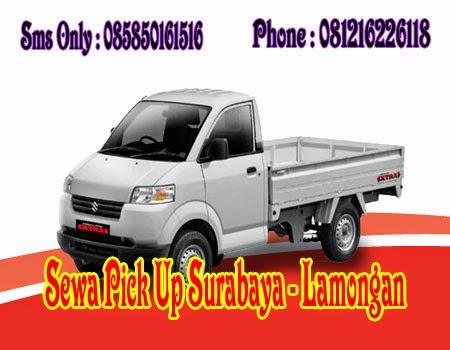 Sewa Pick Up Surabaya - Lamongan