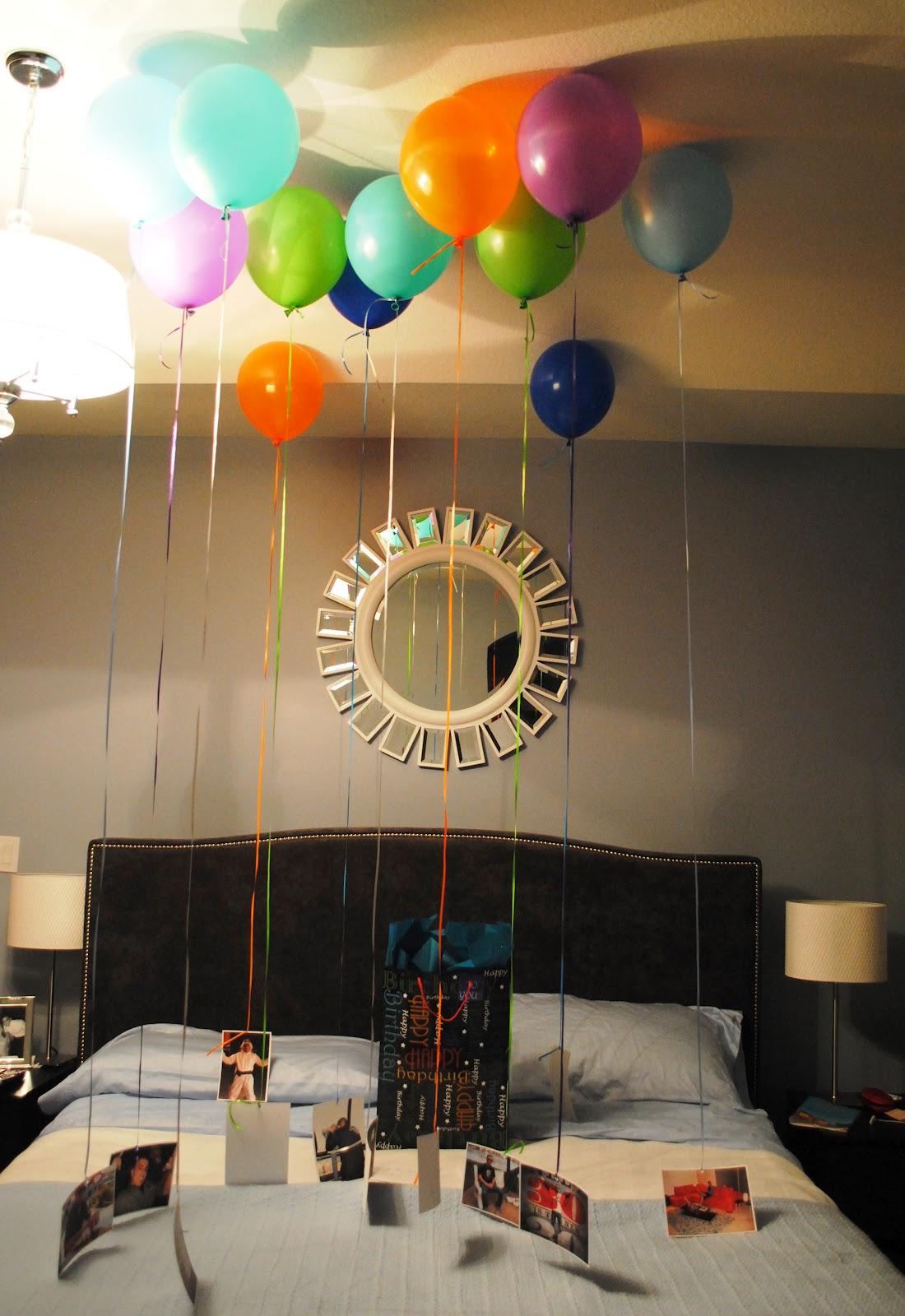 romantic birthday ideas for him