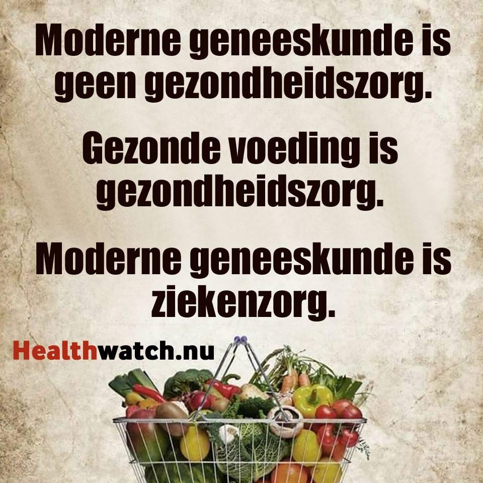 HEALTHWATCH NL