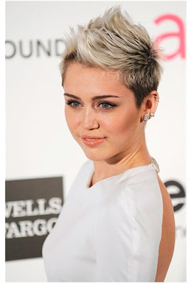 Los cortes de pelo cortos marcan tendencia