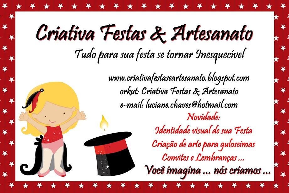 Criativa Festas & Artesanato