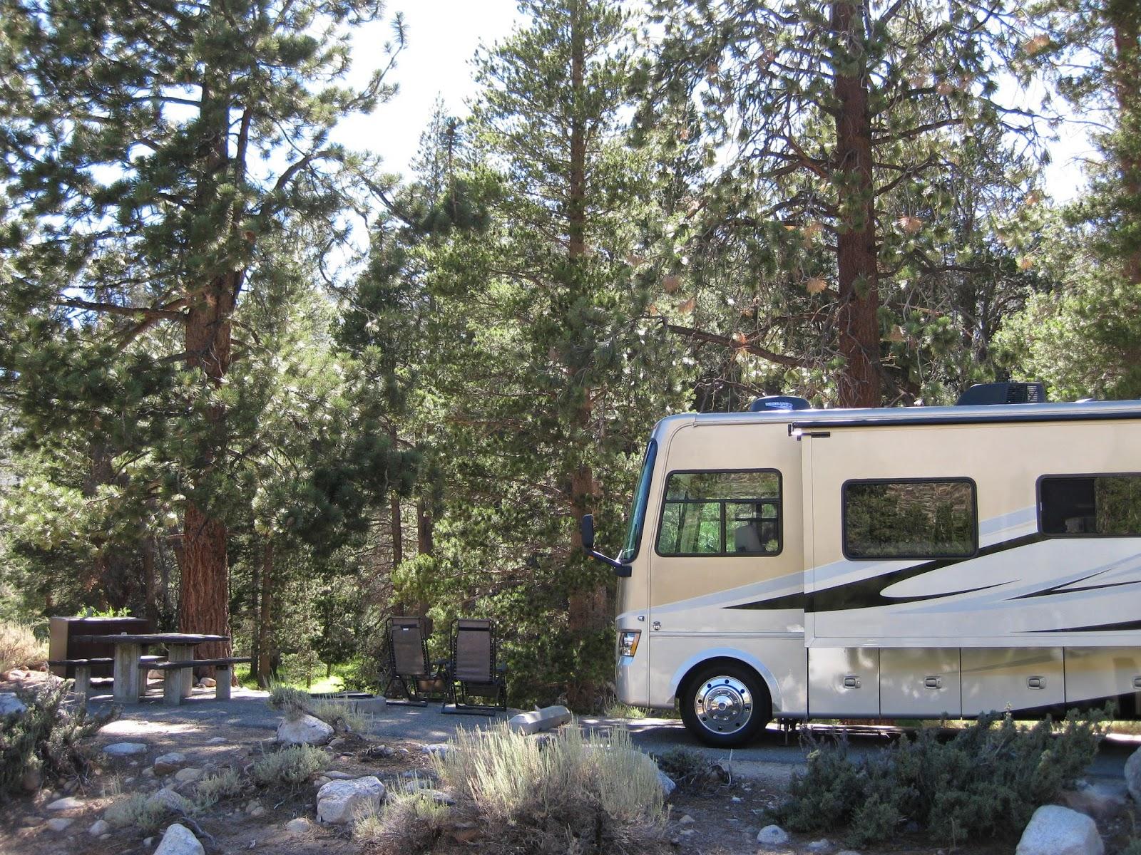 Campgroundcrazy Robinson Creek Campground Bridgeport