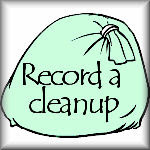 Record a cleanup