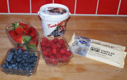 turkisk yoghurt vit choklad