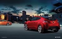 2012 Hyundai Veloster Wallpaper