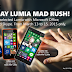 [SALE ALERT] Up to 70% off with 3-Day Lumia Mad Rush Promo!