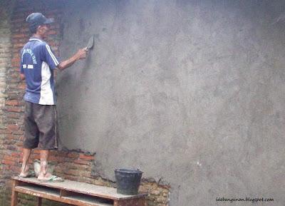 Cara Menghitung Rencana Angggaran Biaya (RAB) Plesteran Dinding