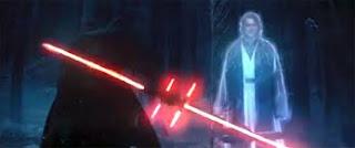 Le sabre laser de Star Wars