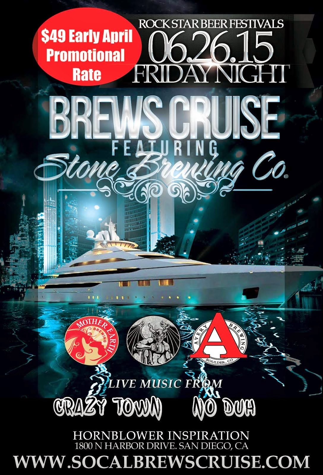 Stone Brews Cruise IV