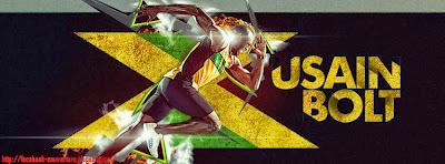 Couverture facebook usain bolt1