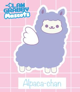 Alpaca chan x Claw Grabby Store