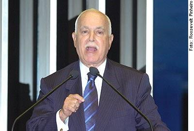 discurso de ACM contra Lula