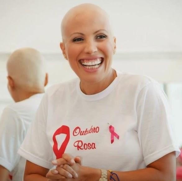 fui diagnosticada com câncer