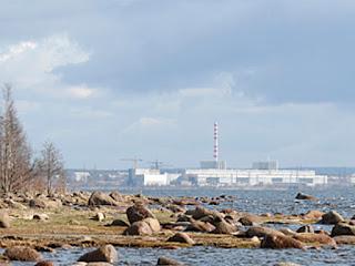 Baleset az orosz atomerőműben