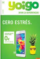 Catálogo YOIGO - JULIO 2015
