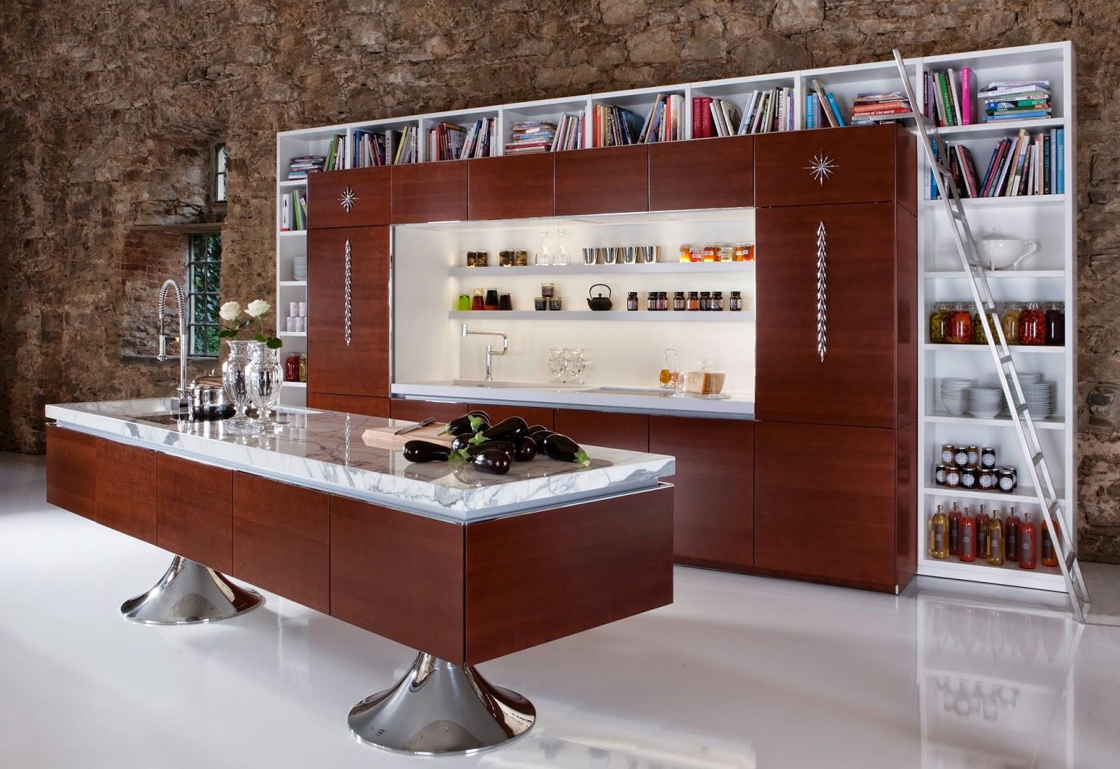 Starck 39 in blog starck cuisine starck by warendorf for Classic contemporary kitchen design ideas