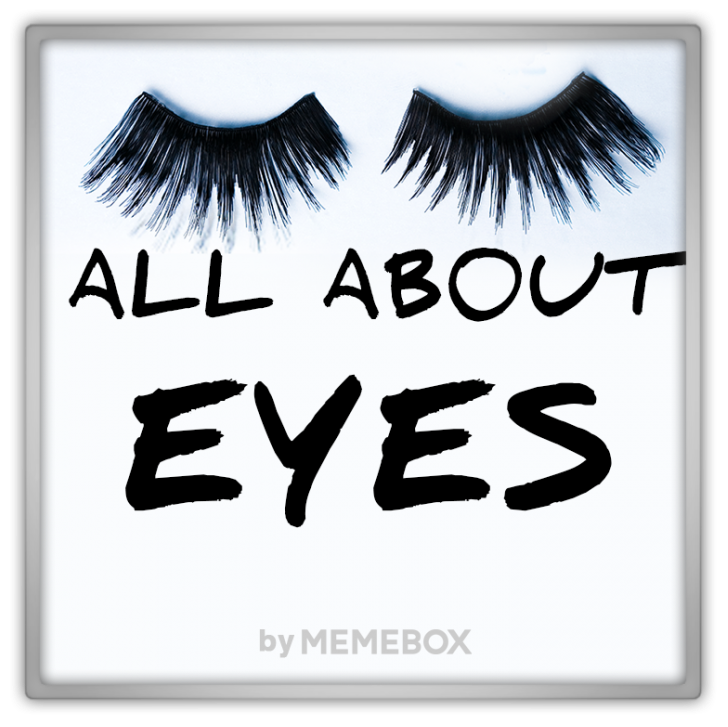 memebox Memebox Special 28 All About Eyes 미미박스 Commercial new arrival