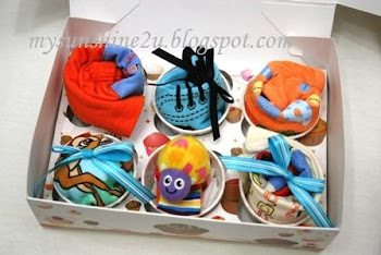 Baby Cupcakes Gift price start frm RM70