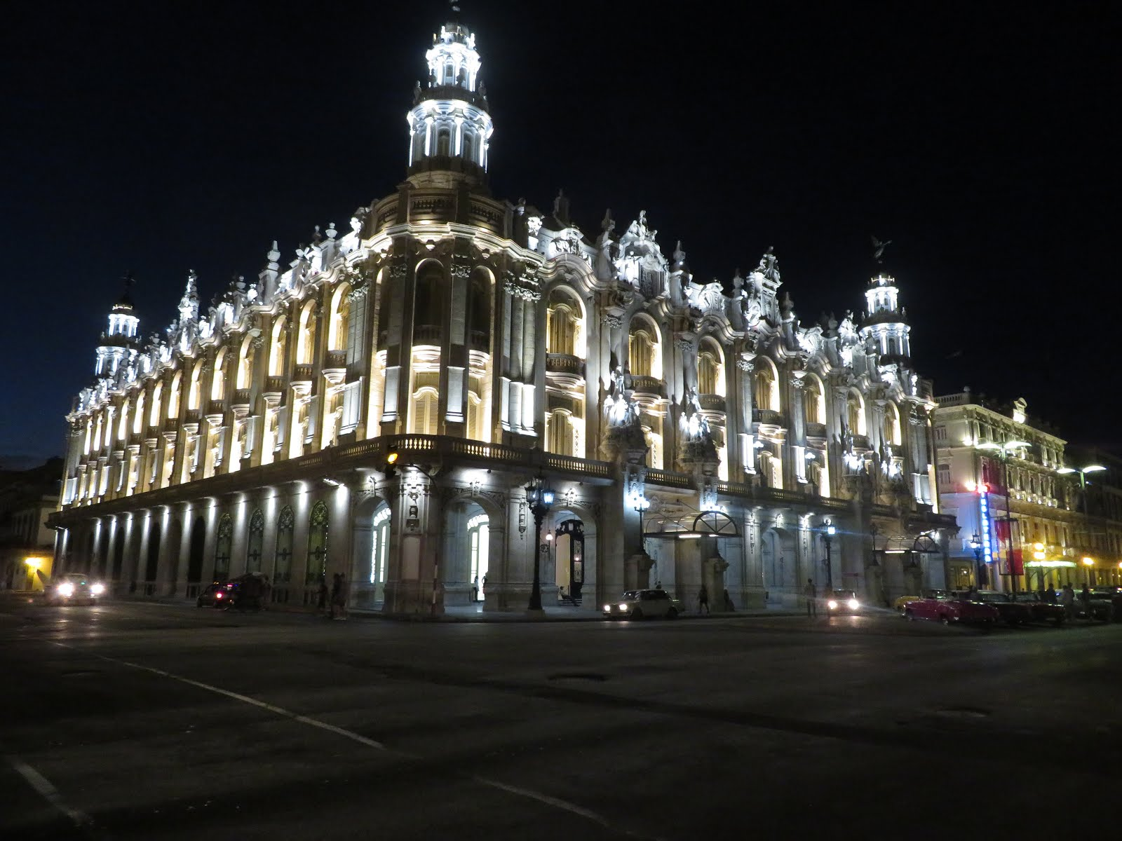 The Stunning Havana Opera House