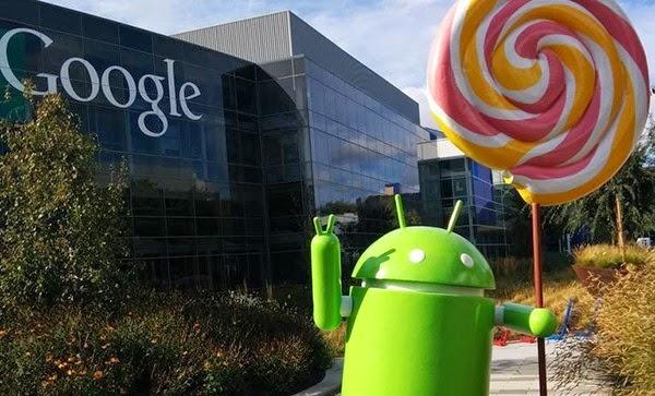 Daftar Smartphone Android yang Akan Mendapatkan Update Android 5.0 Lollipop