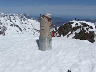 Pico Posets (Pirineos)