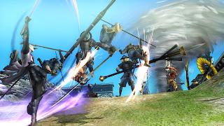 sengoku basara 4 screen 2 Sengoku Basara 4 (PS3)   Artwork & Screenshots