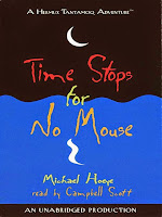 Cover of Time Stops for No Mouse by Michael Hoeye