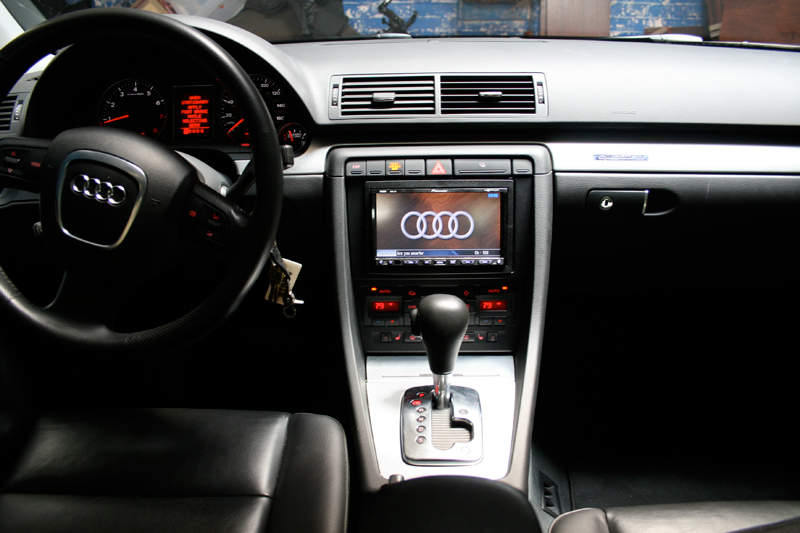 What's The Idealista Audi A4 Aftermarket Radio In Most Car Owner Rhworldnewsautomotivecarblogspot: 2007 Audi A4 B7 Aftermarket Radio At Elf-jo.com