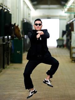 chord gitar PSY Gangnam Style