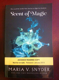 Scent of Magic by Maria V Snyder