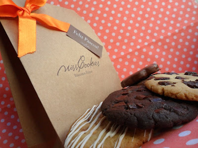 Páscoa 2013: Miss Cookies