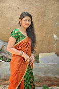 Actress Anusha Photos in Half saree-thumbnail-8