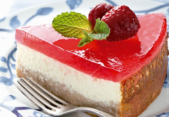 Cheesecake Romeu e Julieta light