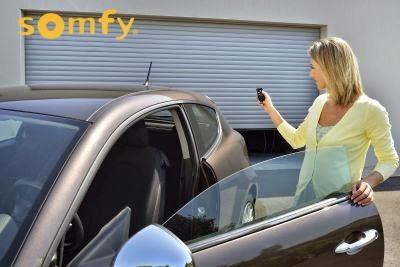 Somfy usi de garaj