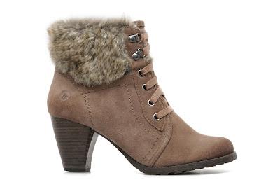 Tamaris ANTIshokk boots