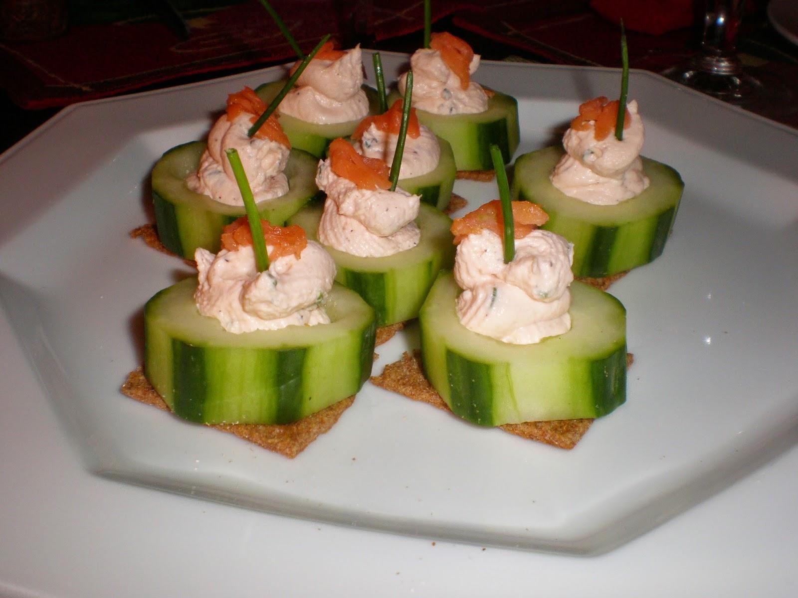 La cuisine de radisjoli recettes et propos culinaires for Canape saumon fume