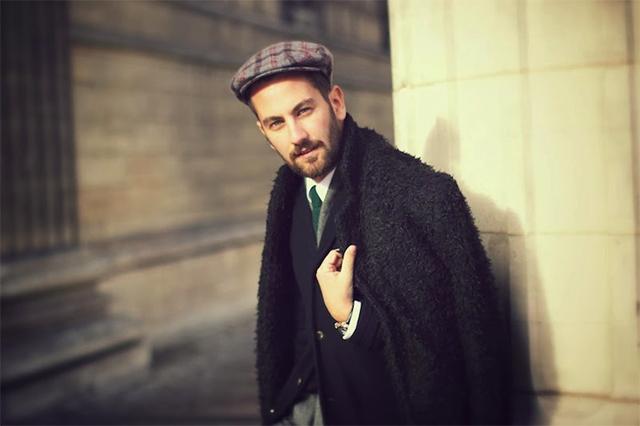 matthew zorpas of the gentleman blogger