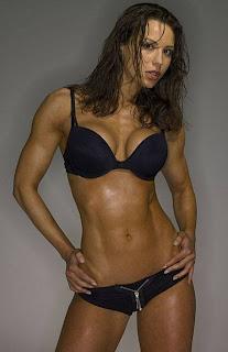 Jelena Abbou Sexy Diet Fahrenheit Girl