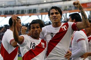 Convocados de Perú Eliminatorias 2014