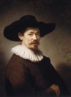 Iluminação Rembrandt