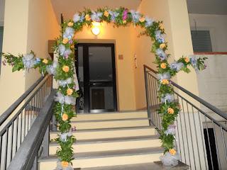 Forever wedding planner matrimonio 21 luglio 2012 prima parte - Come addobbare la casa della sposa il giorno del matrimonio ...