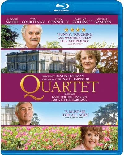 Quartet 1080p HD Latino Dual
