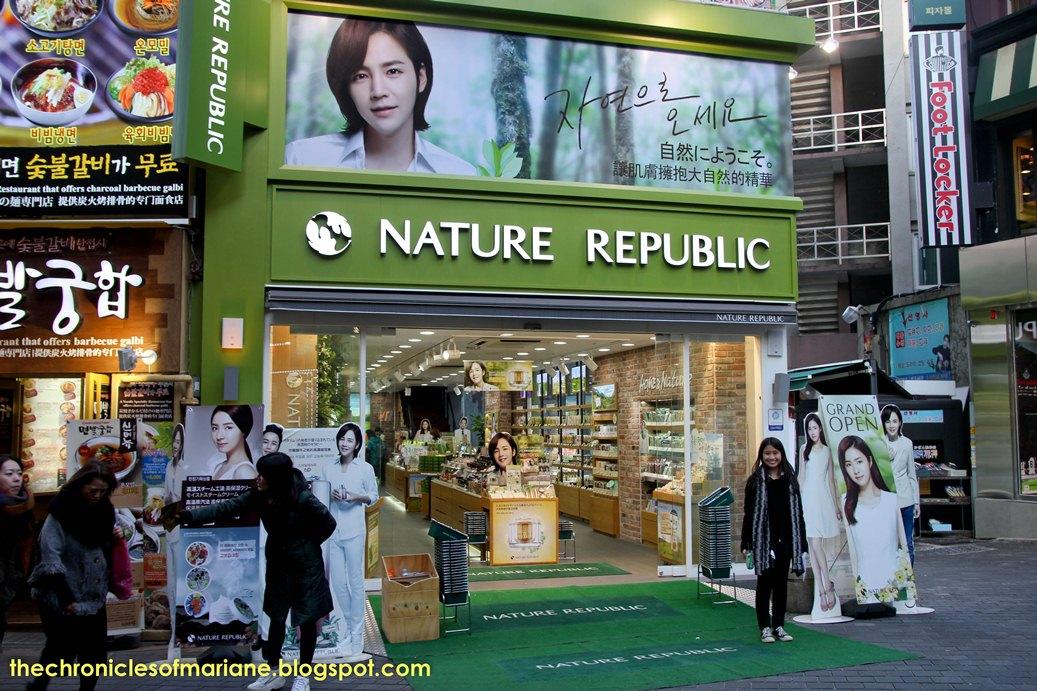 Nature Republic Face Cream Reivew